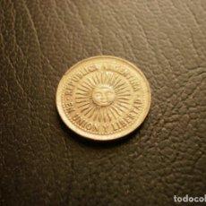 Monedas antiguas de América: ARGENTINA 5 CENTAVOS 1994 NIQUEL. Lote 194247902