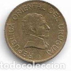 Monedas antiguas de América: URUGUAY,1 PESO 2005.. Lote 194732482