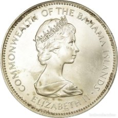 Monedas antiguas de América: MONEDA, BAHAMAS, ELIZABETH II, 2 DOLLARS, 1973, FRANKLIN MINT, U.S.A., SC. Lote 194744360