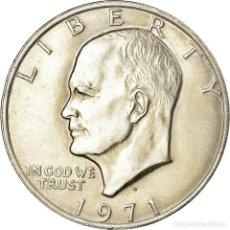 Monedas antiguas de América: MONEDA, ESTADOS UNIDOS, EISENHOWER DOLLAR, DOLLAR, 1971, U.S. MINT, DENVER. Lote 194745266