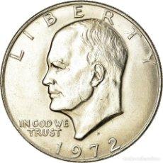 Monedas antiguas de América: MONEDA, ESTADOS UNIDOS, EISENHOWER DOLLAR, DOLLAR, 1972, U.S. MINT, DENVER. Lote 194745552