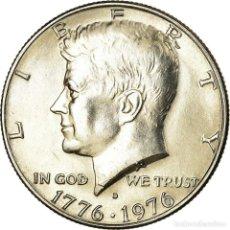 Monedas antiguas de América: MONEDA, ESTADOS UNIDOS, KENNEDY HALF DOLLAR, HALF DOLLAR, 1976, U.S. MINT. Lote 194745647