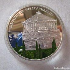 Monedas antiguas de América: PALAU . 1 DOLAR COLOREADO DE 2009 .BELLISIMA PIEZA . MUY RARA . NUEVA. Lote 194952872