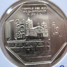 Monedas antiguas de América: AS-PERU 1 SOL 2912 TEMPLO DO SOL. Lote 194985836