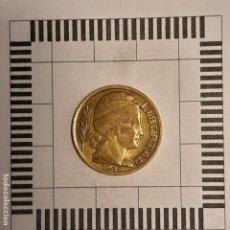Monedas antiguas de América: 20 CENTAVOS, ARGENTINA. 1945. (KM#42). Lote 194987855