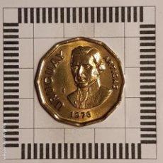 Monedas antiguas de América: 1 NUEVO PESO, URUGUAY. 1976. (KM#69). Lote 194988960