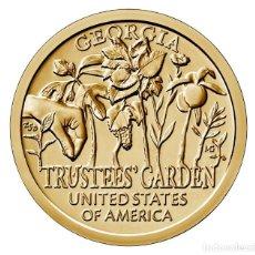 Monedas antiguas de América: USA 2019 1$ AMERICAN INNOVATION GEORGIA P. Lote 195126600