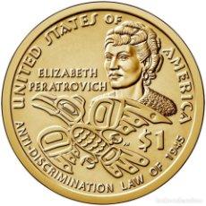 Monedas antiguas de América: USA 2020 1$ SACAGAWEA D. Lote 195156713