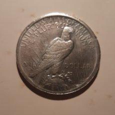 Monedas antiguas de América: DOLAR DE LA PAZ 1928 USA. Lote 195240063