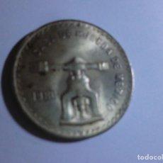 Monedas antiguas de América: UNA ONZA TROY DE PLATA PURA DE 33,625 GR 1980,( CASA DE LA MONEDA DE MEXICO). Lote 195246802