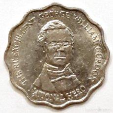 Monedas antiguas de América: JAMAICA MONEDA 10 DOLARES 2000. Lote 195341068