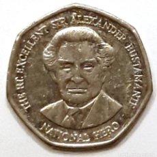 Monedas antiguas de América: JAMAICA MONEDA 1 DOLAR 1986. Lote 195341238