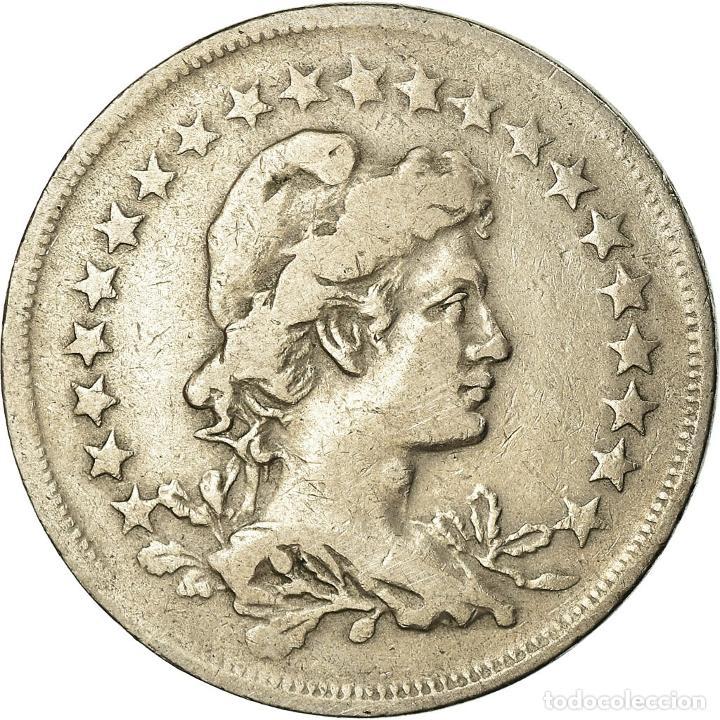 MONEDA, BRASIL, 400 REIS, 1929, BC+, COBRE - NÍQUEL, KM:520 (Numismática - Extranjeras - América)