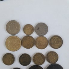 Monedas antiguas de América: MONEDAS ARGENTINAS LOTE DE CENTAVOS PESOS DESDE 1889 EN ADELANTE. Lote 195400731