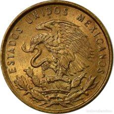 Monedas antiguas de América: MONEDA, MÉXICO, CENTAVO, 1963, MEXICO CITY, MBC, LATÓN, KM:417. Lote 195447908