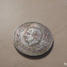 Monedas antiguas de América: CINCO PESOS M.1953 ESTADOS UNIDOS MEXICANOS HIDALGO LEY 0,720 PESO 27 - 7/9 G. . Lote 195451728