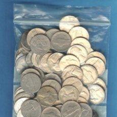 Monedas antiguas de América: USA. LOTE DE 86 MONEDAS DE 5 CENT DIFERENTES. VER RELACIÓN. Lote 195551428