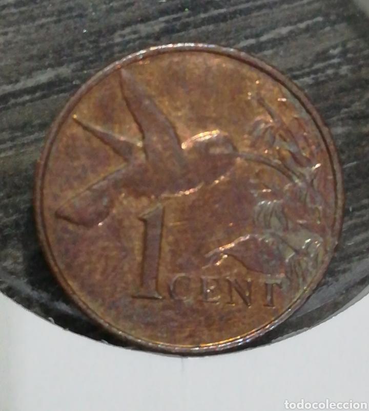 TRINIDAD Y TOBAGO 1 CÉNTIMO 1999 (Numismática - Extranjeras - América)