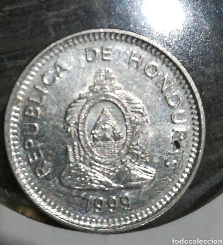 Monedas antiguas de América: Honduras 20 centavos 1999 - Foto 2 - 198058963