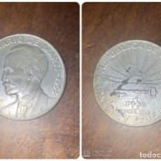 Monedas antiguas de América: MONEDA. CUBA. UN PESO. CENTENARIO DE MARTI. 1853-1953. VER FOTO. Lote 198172518