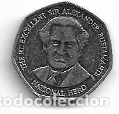 JAMAICA,1 DOLLAR 2006. (Numismática - Extranjeras - América)