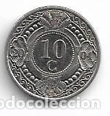 ANTILLAS HOLANDESAS,10 CENT 2004. (Numismática - Extranjeras - América)
