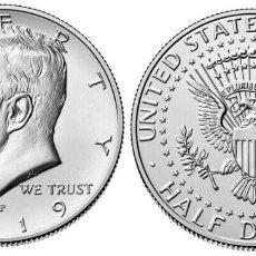 Monedas antiguas de América: USA KENNEDY 1/2 DOLAR 2019 P. Lote 228781193