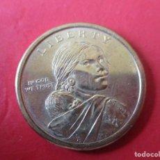 Monnaies anciennes d'Amérique: USA 1 DOLAR NATIVE 2012 D. Lote 202419328
