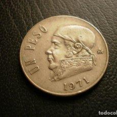 Monnaies anciennes d'Amérique: MEXICO 1 PESO 1971. Lote 204705307