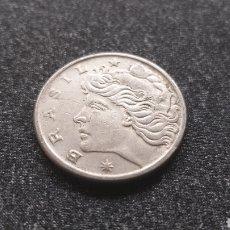 Monedas antiguas de América: 20 CENTAVOS 1970 - BRASIL. Lote 205010232