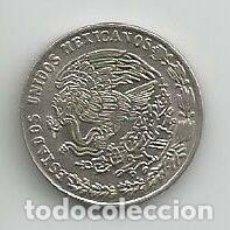Monedas antiguas de América: MONEDA DE MEXICO 20 CENTAVOS 1977. Lote 205580711