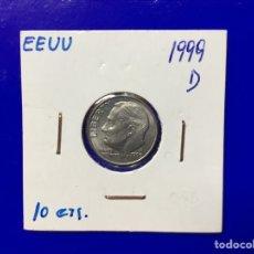 Monedas antiguas de América: X-1812 )EEUU,,10 CENT, 1999,,D,, EN ESTADO NUEVO,,. Lote 205690772