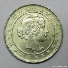 Monedas antiguas de América: BRASIL, 1924. MONEDA DE PLATA DE DOS MIL REIS. LOTE 2915. Lote 206150632