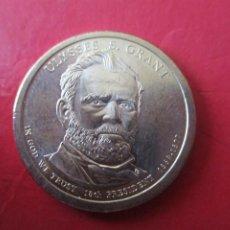 Monnaies anciennes d'Amérique: ESTADOS UNIDOS. 1 DOLAR 2011 P ULISSES GRANT. Lote 277509393