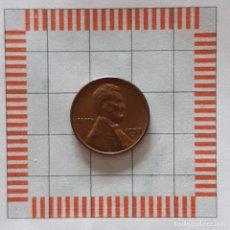 Monedas antiguas de América: 1 CENTAVO, ESTADOS UNIDOS. 1957 D. (KM#A132). Lote 206817237