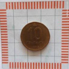 Monete antiche di America: 10 CENTAVOS DE AUSTRAL, ARGENTINA. 1986 . (KM#89). Lote 207552902