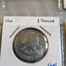 Monedas antiguas de América: MONEDA ESTADOS UNIDOS 1, DÓLAR 1981DSIN CIRCUULAR. Lote 208335458