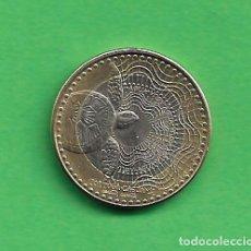 Moedas antigas da América: COLOMBIA 1000 PESOS 2013 TORTUGA. Lote 208577120