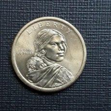 Monedas antiguas de América: ESTADOS UNIDOS UN DÓLAR 2014 D LEWIS AND CLARCK EXPEDITION SC-. Lote 208789400