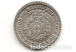 Monedas antiguas de América: 1 CRUZEIRO 1961 BRASIL - Foto 2 - 208836986