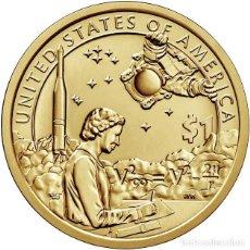 Monedas antiguas de América: ESTADOS UNIDOS / USA 1 DOLAR 2019 AMERICAN NATIVE MARY GOLDA ROSS P. Lote 257389395