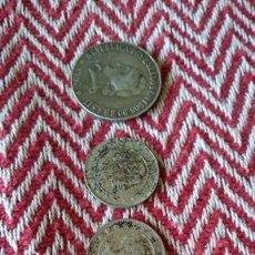 Monedas antiguas de América: MONEDAS Y BILLETES BRASIL. Lote 210377225