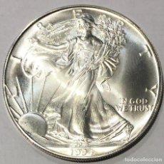 Monedas antiguas de América: 1 DOLAR DE PLATA 1994. Lote 210377755