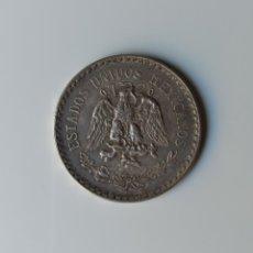 Monedas antiguas de América: UN PESO MÉXICO 1943. Lote 210393418