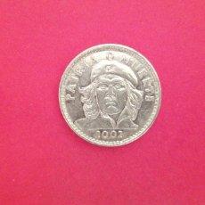 Monete antiche di America: 3 PESOS DE CUBA 2002. Lote 210441276