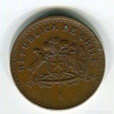 Monedas antiguas de América: REPUBLICA DE CHILE 100 (CIEN) PESOS AÑO 1995. Lote 210967074