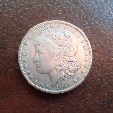 Monedas antiguas de América: ESTADOS UNIDOS. DOLLAR MORGAN DE 1891. Lote 210967110