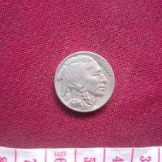 Monedas antiguas de América: ESTADOS UNIDOS - USA - 5 CENTAVOS 1938 INDIO. Lote 210969037