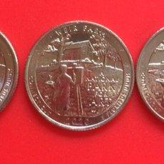 Monedas antiguas de América: USA EEUU 1/4 QUARTER 2020 CONNECTICUT - CECAS D_P S - WEIR FARM. Lote 211457581