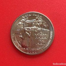 Monedas antiguas de América: NOVEDAD - USA EEUU 1/4 QUARTER 2020 CONNECTICUT - WEIR FARM. Lote 211458527
